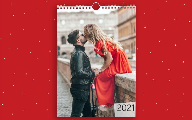 Calendario A4 Foto Piena