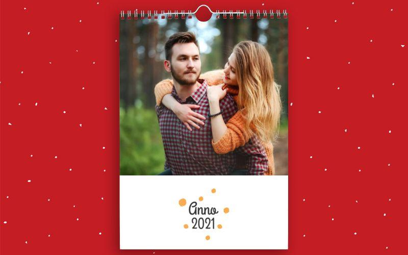 Calendario A4 Point